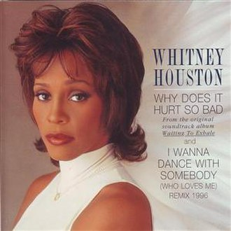Why Does It Hurt So Bad - Image: Whitney Houston Why Does It Hurt So Bad