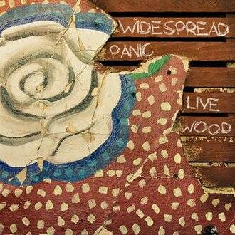 Live Wood (Widespread Panic album) - Image: Widespread Panic Live Wood
