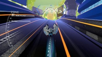 """Wipeout HD - The equaliser effects from the """"Zone Mode"""" had to be toned down after it failed epilepsy tests."""