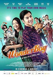 <i>Wonder Boy</i> (film)