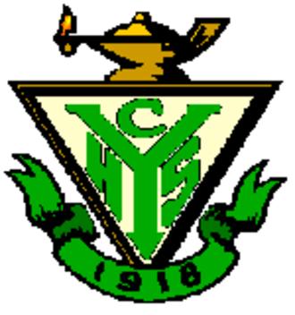 York Community High School - Image: York Comm H Screst