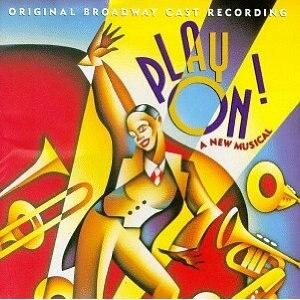 Play On! - Original Cast Recording Artwork