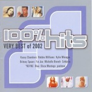 100% Hits: Very Best of 2002 - Image: 100% Hits Very Best of 2002
