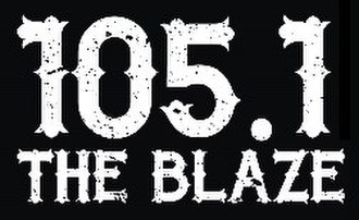 KKBZ - Image: 105.1 The Blaze
