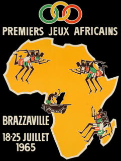 1965 All-Africa Games first edition of the All-Africa Games