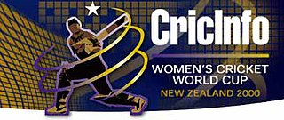 2000 Womens Cricket World Cup