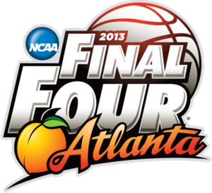 2013 NCAA Division I Men's Basketball Championship Game - Image: 2013NCAAMens Final Four Logo
