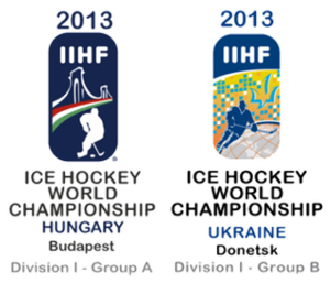 2013 IIHF World Championship Division I - Image: 2013 IIHF World Championship Division I