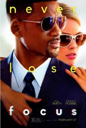 Focus (2015 film) - Theatrical release poster