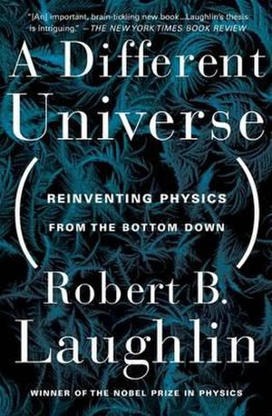 A Different Universe - First edition cover