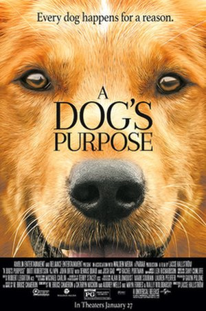 A Dog's Purpose (film) - Theatrical release poster