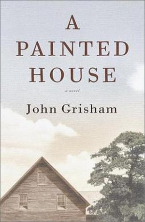 A Painted House - First edition cover