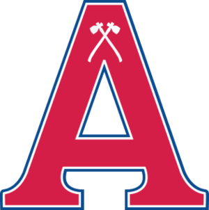 Acadia Axemen - Image: Acadia Logo