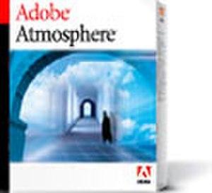 Adobe Atmosphere - Image: Adobe Atmosphere box