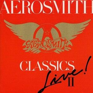 Classics Live I and II - Image: Aerosmith Classics Live Vol 2