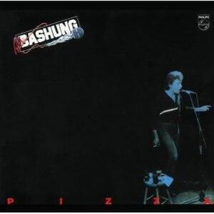 Pizza (album) - Image: Alain Bashung Pizza 1