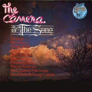 The Camera & the Song - Image: Album The Camera And The Song frontcover