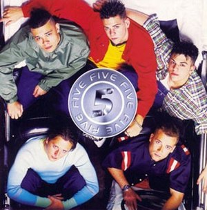 Five (Five album) - Image: Album five 5ive cover