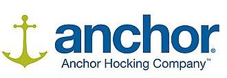Anchor Hocking - Image: Anchor Hocking Company logo