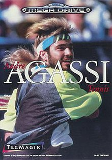 Andre Agassi Tennis cover art.jpg