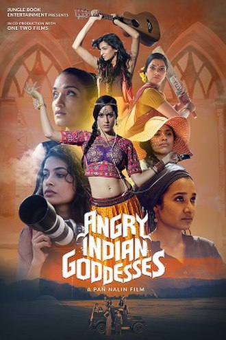 Angry Indian Goddesses - Film poster