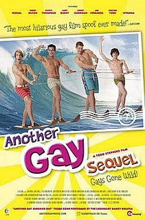 <i>Another Gay Sequel: Gays Gone Wild!</i> 2008 film by Todd Stephens