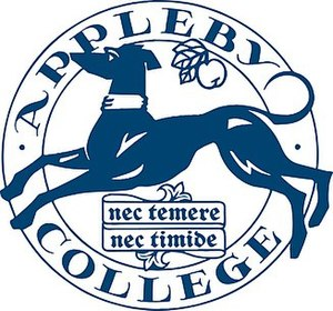 Appleby College - Image: Appleby College Crest
