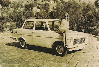 Autocars Co. - Greek Attica Carmel 12, only about 100 of which were produced.