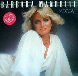 Moods (Barbara Mandrell album) - Image: Barbara Mandrell Moods