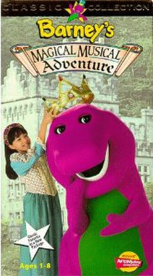 Barney's Magical Musical Adventure - Image: Barney's Magical Musical Adventure