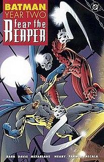 Batman: Year Two Storyline