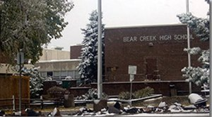 Bear Creek High School (Colorado) - Image: Bear Creek High School 1962 2009