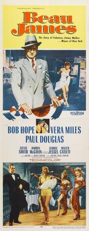 Beau James - Image: Beau James Film Poster