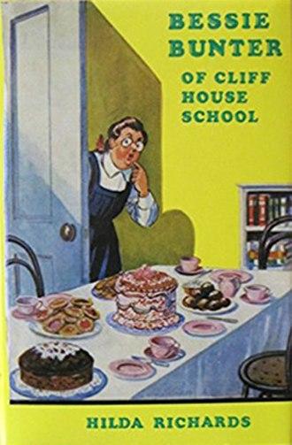 Bessie Bunter - Bessie Bunter of Cliff House