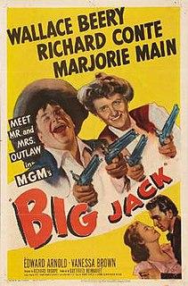 <i>Big Jack</i> (film) 1950 film by Richard Thorpe