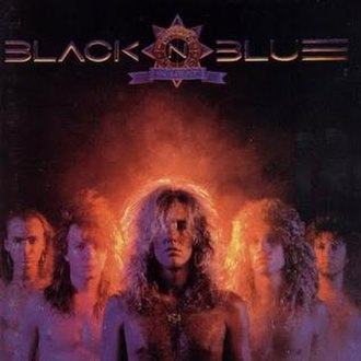 In Heat (Black 'N Blue album) - Image: Black N Blue In Heat