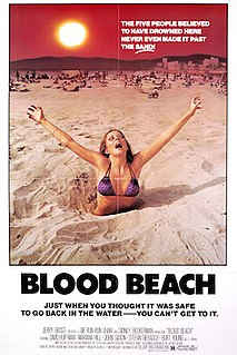 <i>Blood Beach</i> 1981 film by Jeffrey Bloom