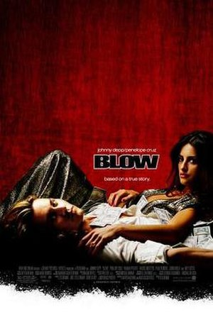 Blow (film) - Theatrical release poster