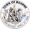 Official seal of Bourne, Massachusetts