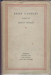 Brief Candles