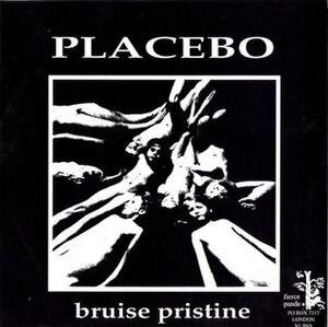 Bruise Pristine - Image: Bruise pristine 1995 cover