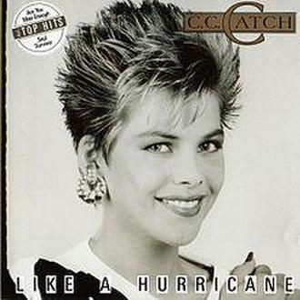 Like a Hurricane (album) - Image: CC Catch Like a Hurricane