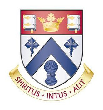 Clifton College - Clifton College crest