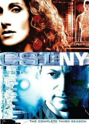 CSI: NY (season 3) - Image: CSI NY, The 3rd Season