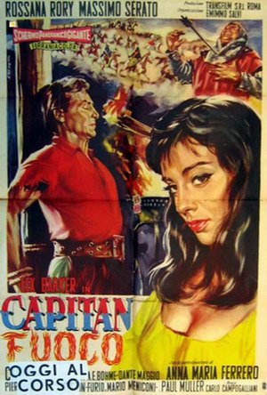 Captain Falcon (film) - Image: Capitan fuoco Captain Falcon (film) large