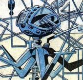 Cerebro X Men Comic