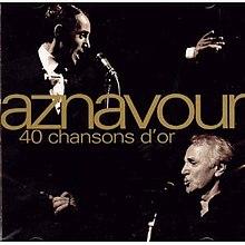 pour essayer de faire une chanson charles aznavour Charles aznavour - charles aznavour // 100 chansons / coffret 5 cd + livre  pour essayer de faire une chanson 5 tu t'laisses aller 6 tout s'en va 7 le temps.