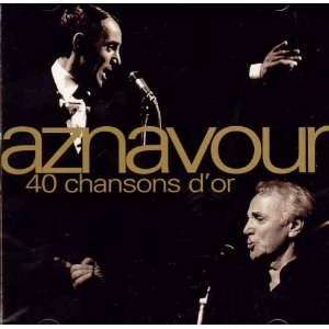 40 chansons d'or - Image: Charles Aznavour 40 chansons d'or