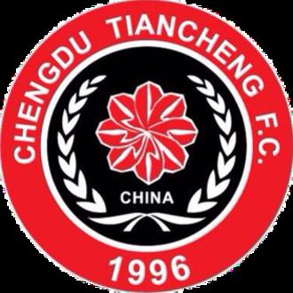 Chengdu Tiancheng F.C. - Image: Chengdu Tiancheng F.C