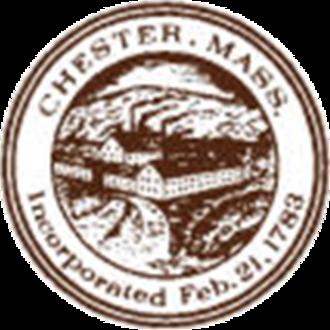Chester, Massachusetts - Image: Chester Ma seal